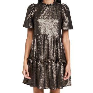 Sea New York Rachelle Sequin Tunic Dress